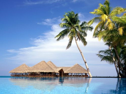 Beautiful Places in Maldives - 5