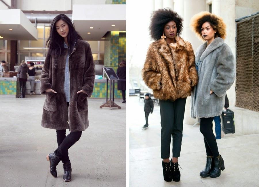 Trend Alert 2014 Faux Fur | The Beautiful Struggler