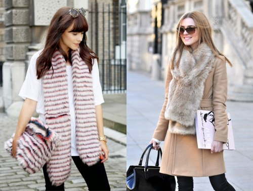 faux-fur-stoles-streetstyle-outfit