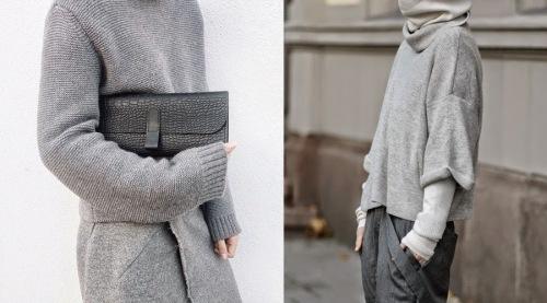 grey-sweater-street-style
