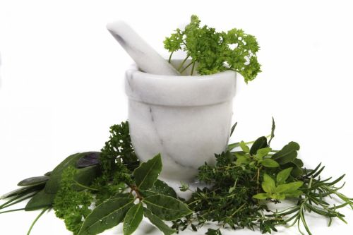 Herbs-and-mortar