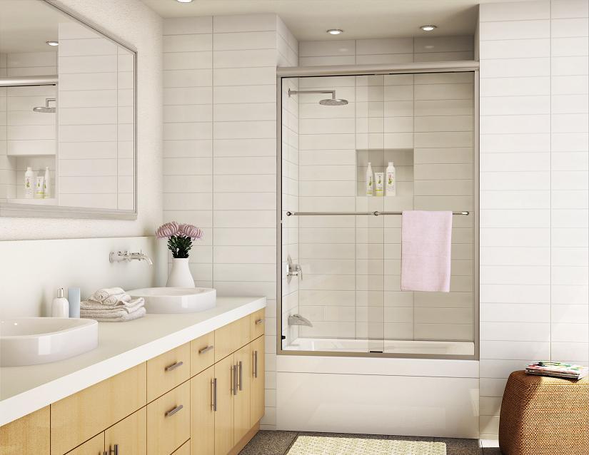 Bathroom Shower Doors Give Your Bathroom A Stylish New