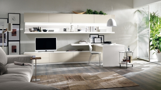 Relaxed-and-stylish-living-space-includes-a-desktop-for-study