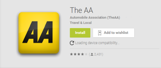 AA-Route-Planner