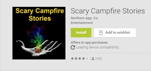 Campfire-stories