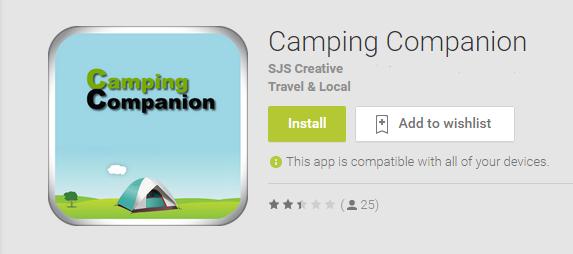 Camping-Companion