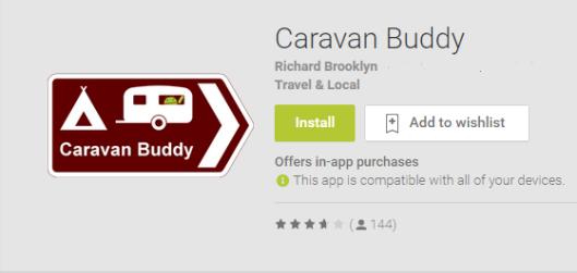 Caravan-Buddy