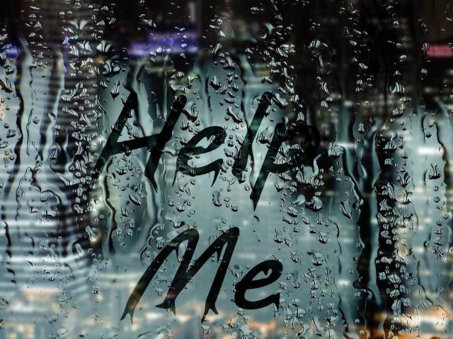 help-me-rainy-window