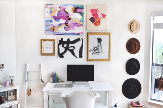 livvyland-blog-olivia-watson-home-office-desk-work-space-decor-interior-design-ideas-austin-texas-fashion-blogger-olivia-watson-fashion-closet-1.5